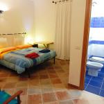 Una camera del b&b Phocea, San Teodoro